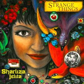 Strange Things: final album original artwork