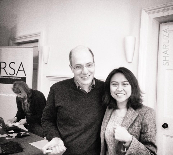 Alain de Botton – about a kinder, gentler outlook on success